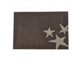 Alfombra Tres Estrellas Gris REF.LCTEGG