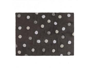 Carpet dot tricolor dark grey Ref. LC10001
