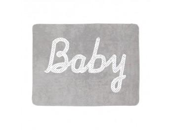 Alfombra Baby Gris o Rosa REF.LCBaby