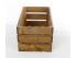 Caja Fruta Envejecida 50x30x25 cm. Ref.2016