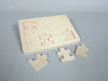 Puzzle placa de 12 piezas Ref.P115PZ