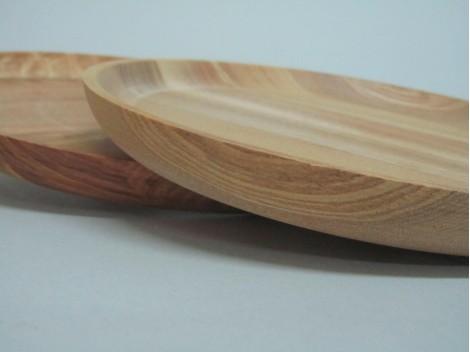 Platos de madera Ref.P2428