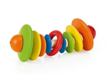 Sonajero Multicolor Ref. S1465