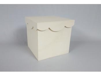 Caja con tapa recortada Ref.P50C15