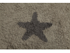 Lino Carpet Stars Dark Grey Ref.LCCLSG