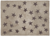 Lino Carpet Stars Dark Grey Ref.LCCLSG