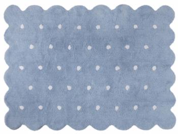 Alfombra Galleta Azul REF. LC7772