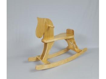 Caballito de madera balancín Ref.8001