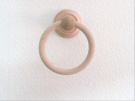 Small ring towel rail REF.800A
