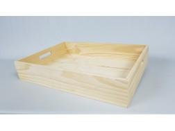 Bandeja rectangular 57x40 cm. Ref.PT3