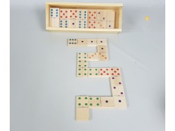Domino wooden numbers Ref.CCJC23B