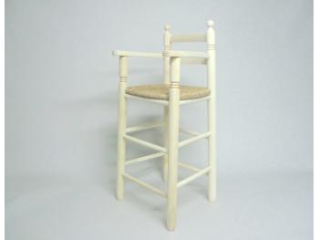 Trona con asiento de enea Ref.1272