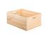 Cajas de madera con asas 2 medidas Ref.A2018