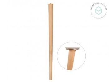 Long conical leg L75 cm. Ref.ST730