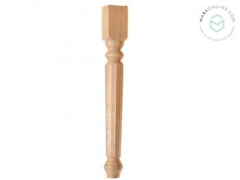 Pata para mesa careada L75 cm. Ref.ST145C