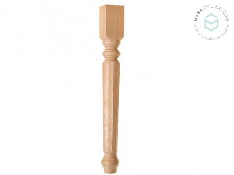 Carious leg 9x9 cm. / Ref.ST145C