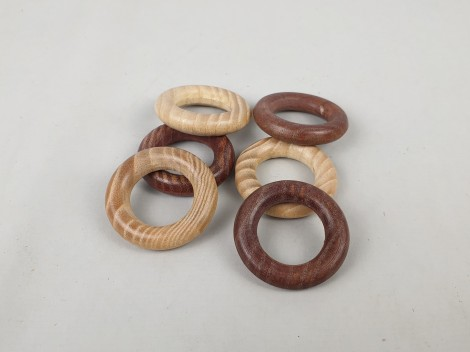 Wooden ring color Ref.135