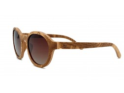 Wooden sunglasses Mabaonline Model TOKIO