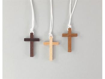 Cruz de madera para comunión Ref.HCruz1