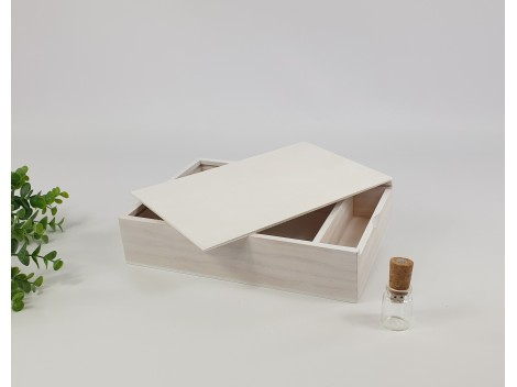 Pack Box for photographers Blanca + PenDrive Ref.Pack1454DB