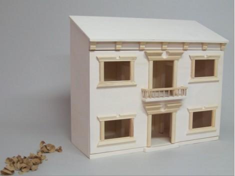 Casita de madera para muñecas REF.2003