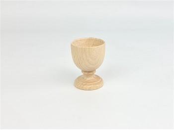 Huevera de madera natural Ref.OP54373