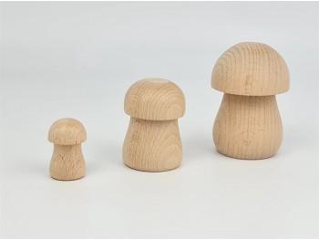 Setas de madera 3 tamaños Ref.CC105