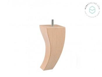 Wavy leg wavy beech L15 cm. Ref.STONA15