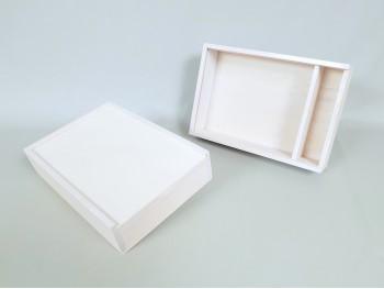 Caja para fotógrafos blanca Ref.P1454DB