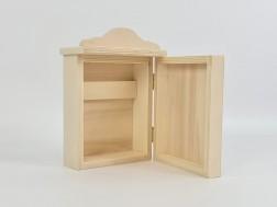 Caja de madera para llaves pequeña Ref.1610A