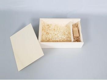 Caja fotos 10x15 c/división Ref.P1454C4