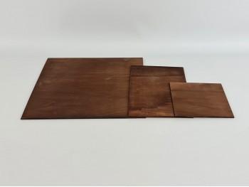 Tapas de madera Envejecida para Cajas Ref. TAPAXT
