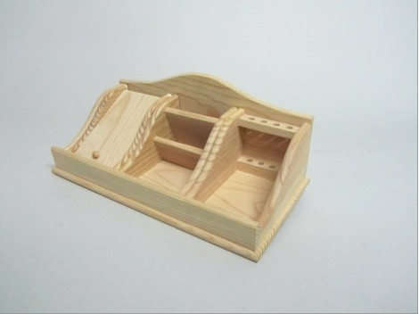 Desktop writing box REF.1501