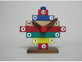 Reloj de madera REF. 3120