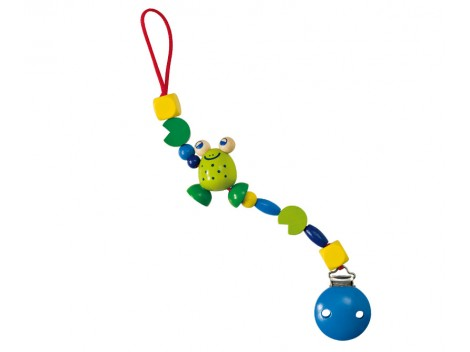 Pacifier chains Frog REF.S1383R