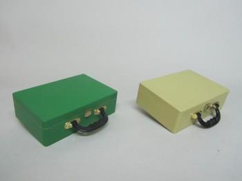 Caja maletín Verdes REF.1525BV