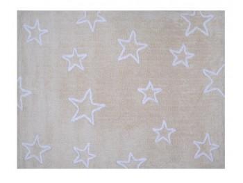 Alfombra Estrellas Beige REF. LC44408