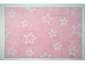 Alfombra Estrellas Rosa REF. LC44401