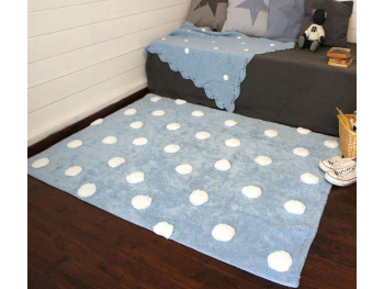Topos Blue Rug REF.LC00082