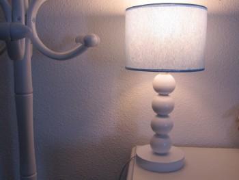Lámpara infantil bolas pantalla dibujos Ref.3000A
