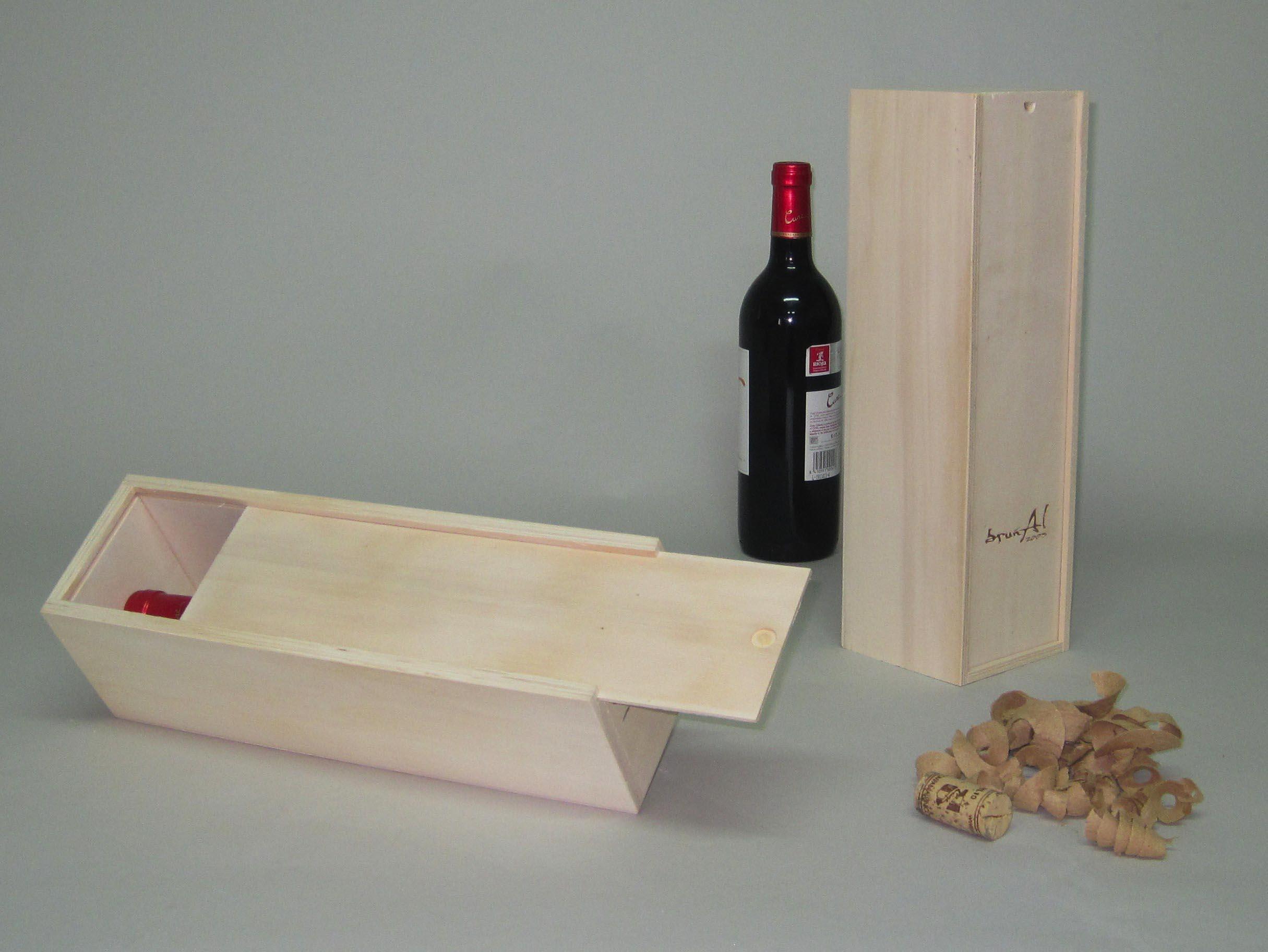 Estuches de madera para vino Blog Mabaonline