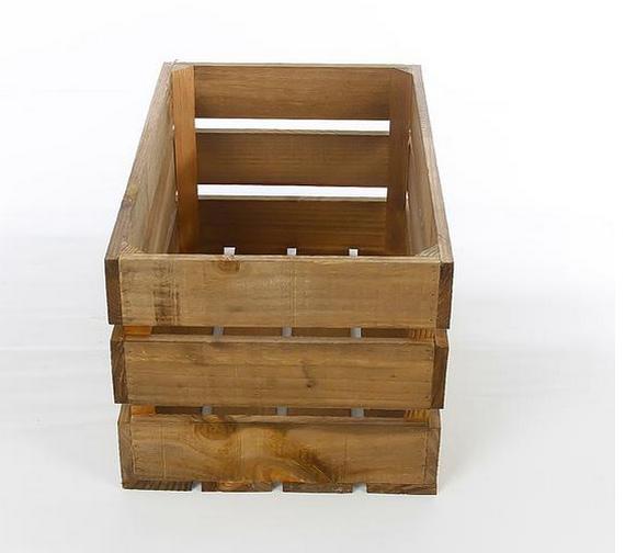 Mi casa decoracion muebles con cajas de fruta de madera - Cajas de fruta decoracion ...