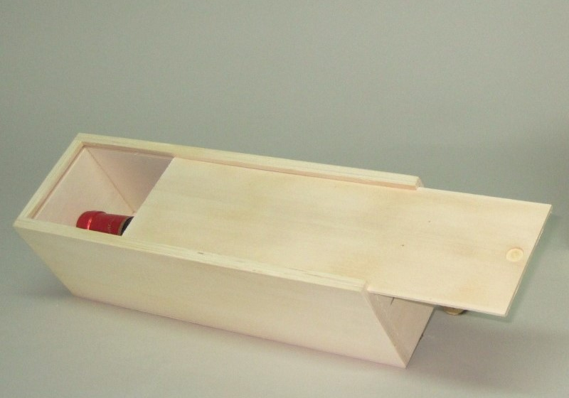 caja botella magnum - Cajas De Vino Decoradas