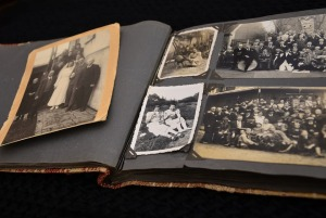 Cajas de madera para fotos