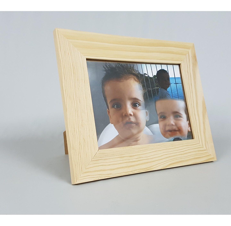 Fantásticos marcos en madera: no te quedes sin ellos