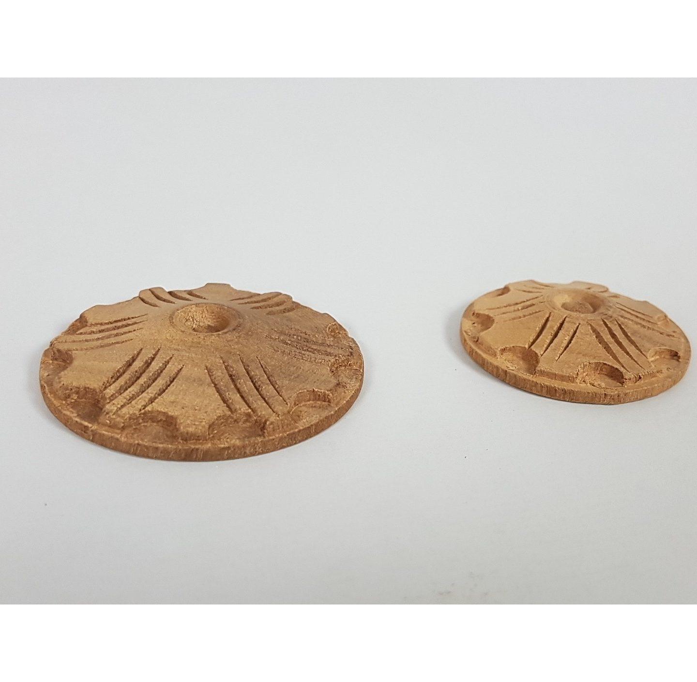 Apliques de madera