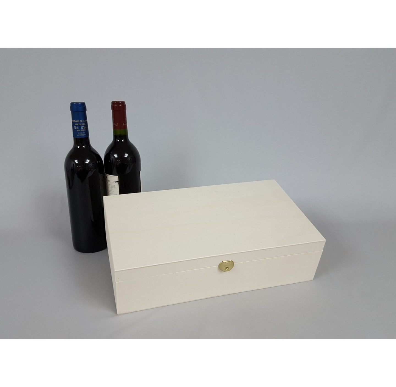 ¿Sabes cómo almacenar el vino? En una estupenda caja de madera