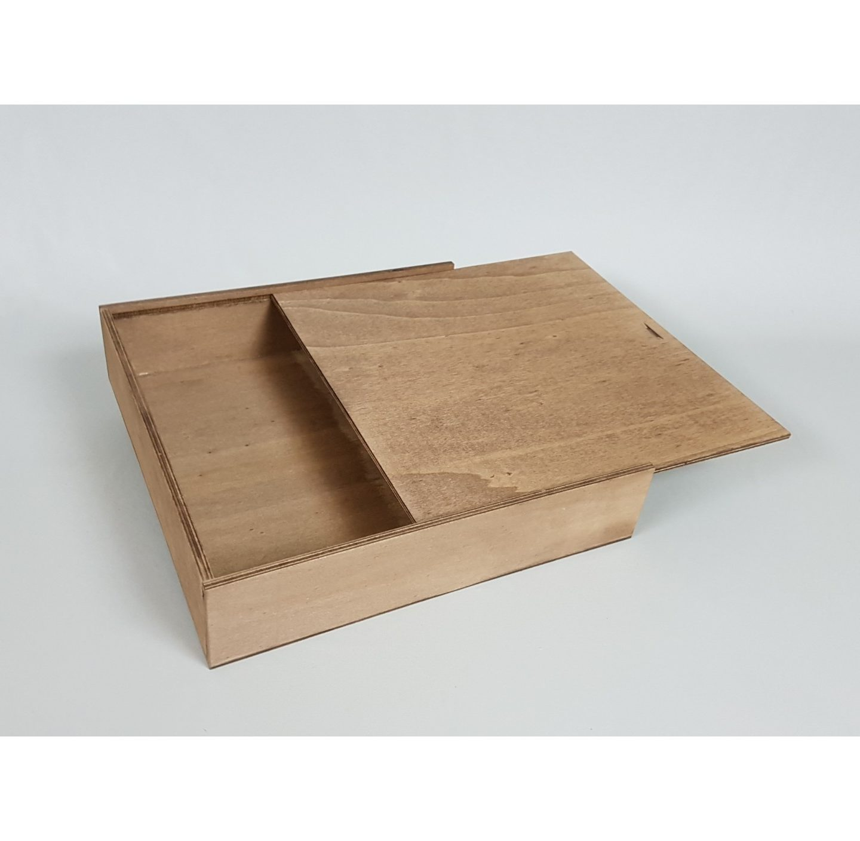 Distintas variantes en artículos de madera para fotos