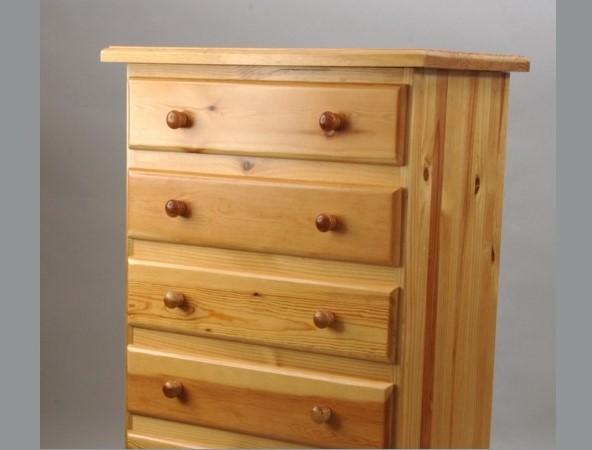 Cómodas de madera