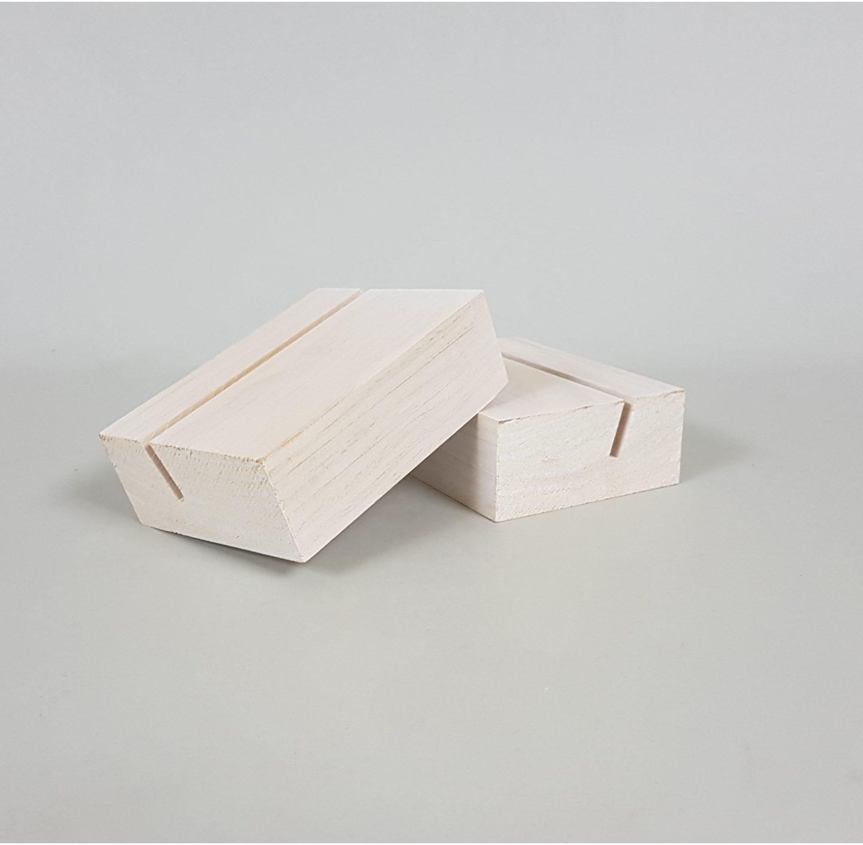 La elección de la madera